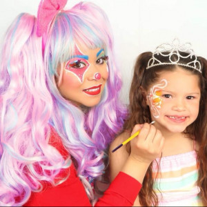 Dream Face - Face Painter / College Entertainment in Pico Rivera, California