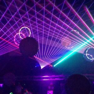 DreamBeamz Lasers