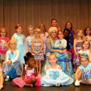 Dreams Come True - Actress / Princess Party in Boiling Springs, South Carolina