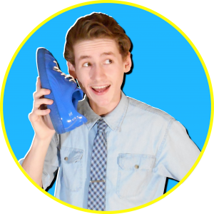 Drew Blue Shoes - Children's Party Magician in Fairfax, Virginia