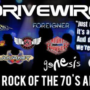 Drivewire Band - Tribute Band in Atlanta, Georgia