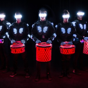 Drumbots - Drum / Percussion Show in Las Vegas, Nevada