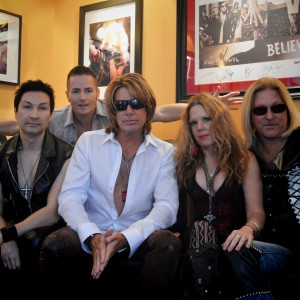 Dry County - Bon Jovi Tribute Band in Simi Valley, California