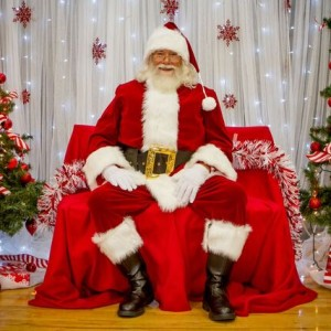 Duane Paul (A New York Santa) - Santa Claus in Bronx, New York