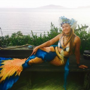 Duchess Mermaid - Costumed Character in Novato, California