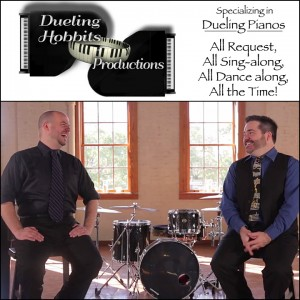 Dueling Hobbits Productions - Dueling Pianos / Pianist in Portland, Oregon