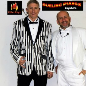 Dueling Pianos Anywhere - Party Band / Halloween Party Entertainment in Salt Lake City, Utah