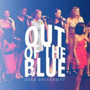 Duke Out of the Blue - A Cappella Group in Durham, North Carolina