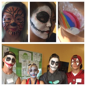 Dulce Cielo Entertainment - Face Painter / Outdoor Party Entertainment in San Jose, California