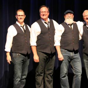 Duly Noted Men's A Capella Quartet - Barbershop Quartet in Lowell, Massachusetts