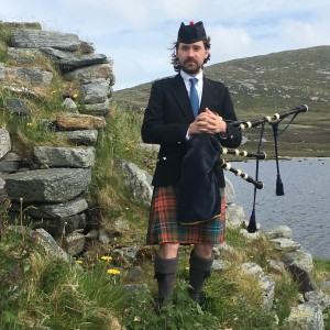 Duncan S. Moore - Bagpiper / Wedding Musicians in Baltimore, Maryland