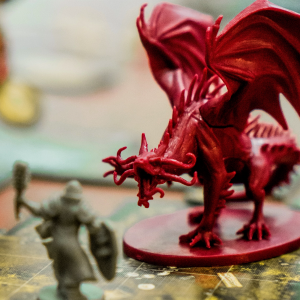 Dungeons and Dragons Party - Interactive Performer in Sammamish, Washington