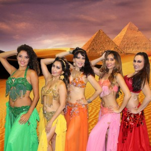 Dunia Dancers - Belly Dancer in Los Angeles, California
