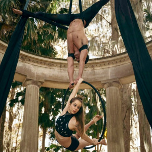 Duo Aerial and Acrobatics - Aerialist / Acrobat in Orlando, Florida
