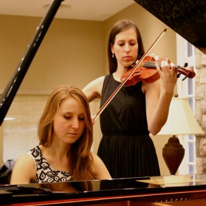 Duo Feely, Duo Femme - Classical Ensemble / Wedding Musicians in Brantford, Ontario