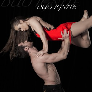 Duo Ignite - Acrobat in Las Vegas, Nevada
