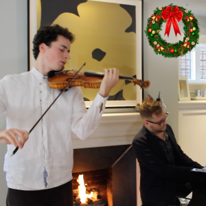 Christmas Violin Duo - Classical Duo / Easy Listening Band in Toronto, Ontario
