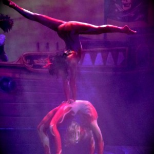 Precision Acrobatics- Contortionists & Aerialists Available