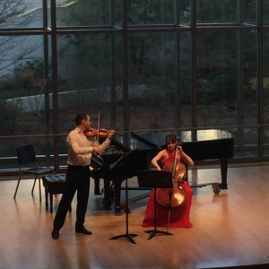 Duo Stringendo - Classical Duo / Classical Ensemble in Calgary, Alberta