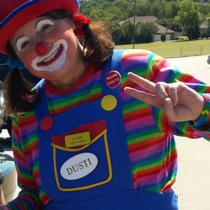 Dusti The Clown - Balloon Twister in Red Oak, Texas