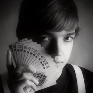 Dustin MacMillan - Magician / Strolling/Close-up Magician in Red Deer, Alberta