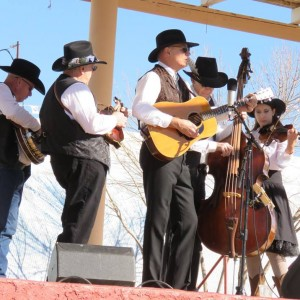 Dusty River - Bluegrass Band in Tucson, Arizona