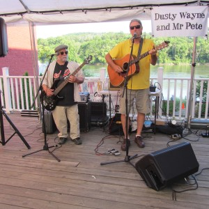 Dusty Wayne and Mr Pete - Acoustic Band / Oldies Music in Binghamton, New York