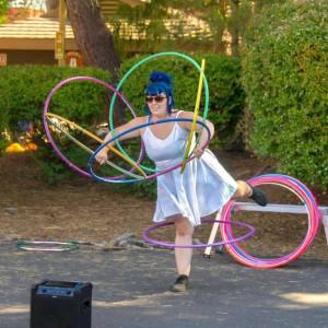 Dutruex Hula hoops - Hoop Dancer in Coos Bay, Oregon