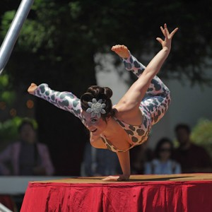 Dwoira Galilea - Contortionist in San Francisco, California