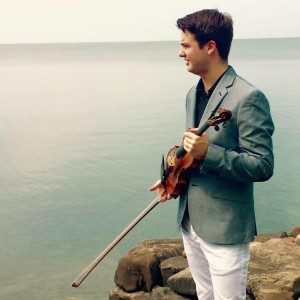 Dylan, NYC-based violinist