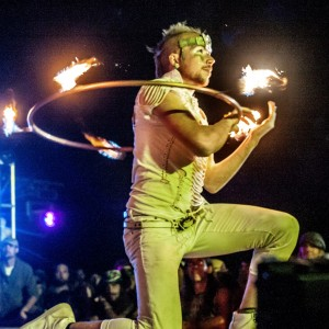 Inspired Entertainment - Fire Performer in San Francisco, California