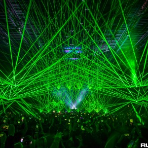 Dynamic FX - Laser Light Show in New York City, New York