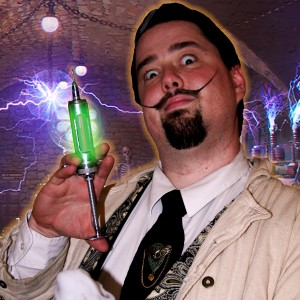 Dyno Staats, Steampunk & Science Magician - Magician in Las Vegas, Nevada