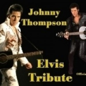 Elvis Tribute : Johnny Thompson - Elvis Impersonator in Las Vegas, Nevada