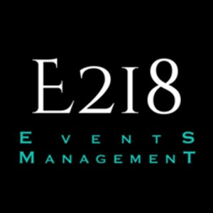 E218 Events - Conception to Clean Up