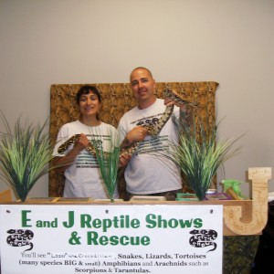 E and J Reptile Shows & Rescue - Animal Entertainment in Strongsville, Ohio