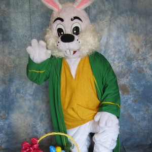Space & Treasure Coast Lookalike Characters - Easter Bunny / Santa Claus in Palm Bay, Florida