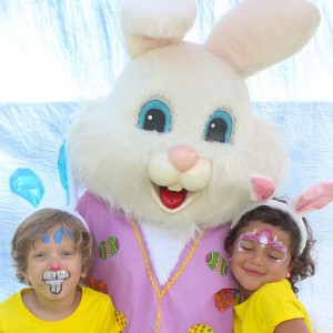 Easter Bunny OC & LA - Petting Zoo / Outdoor Party Entertainment in Orange County, California