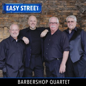 Easy Street - Barbershop Quartet / Singing Group in Tampa, Florida