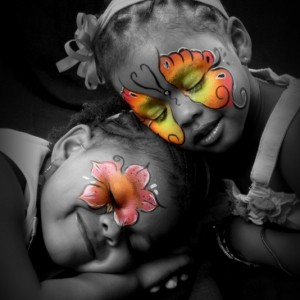 Ebony Child - Face Painter / Children's Party Entertainment in Raleigh, North Carolina