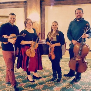Echelon Quartet - String Quartet in Madison, Wisconsin
