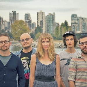 Echo Nebraska - Indie Band in Vancouver, British Columbia