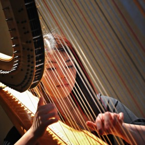 Echo Shen - Harpist in Houston, Texas