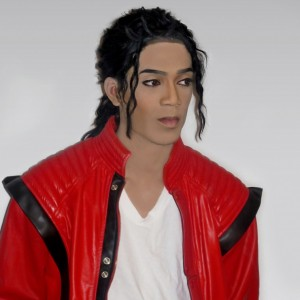 Ed Hollis as Michael Jackson - Michael Jackson Impersonator / Actor in Chicago, Illinois
