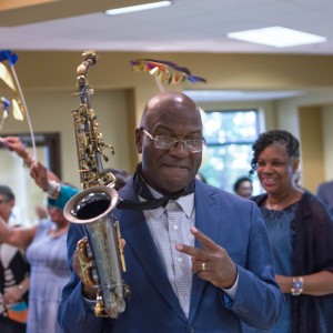 "Ed ""Sax"" Thomas - Saxophone Player / Woodwind Musician in Cincinnati, Ohio"