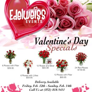 Edelweiss Event - Event Florist in The Woodlands, Texas