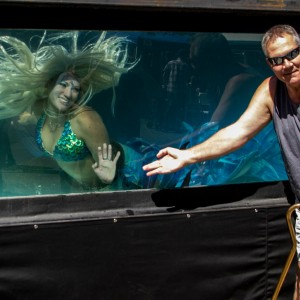 The Florida Merfolk (staring Eden Sirène) & The FL Merfolk Tank Show - Mermaid Entertainment in Lithia, Florida