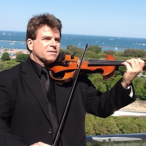 Edgar Gabriel - Violinist - Classic Rock Band in Arlington Heights, Illinois