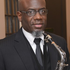 Edmond Baker, Jr./Sax/DJ - Saxophone Player / New Orleans Style Entertainment in Houston, Texas