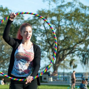 Fun & Inspirational Circus Artists - Circus Entertainment / LED Performer in Asheville, North Carolina